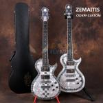 ZEMAITIS CS24PF CUSTOM 珍珠贴面电吉他