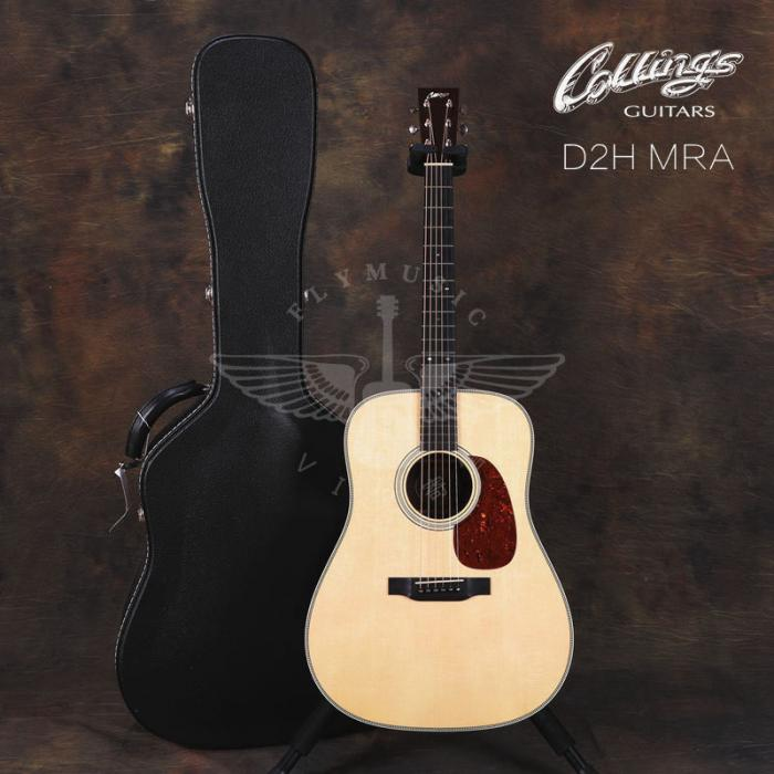 Collings D2H MR A 阿迪+马玫 私人定制 手工吉他